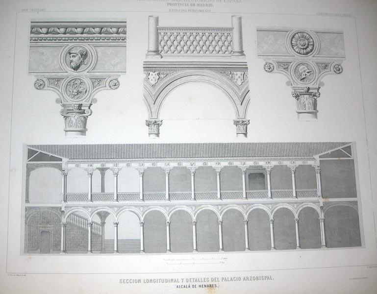 libros arquitectura madrid: